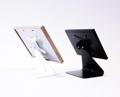 TabLines TTS Tablet Tischhalter weiß und schwarz