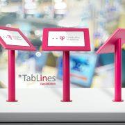 Telekom TabLines TSG Tischständer
