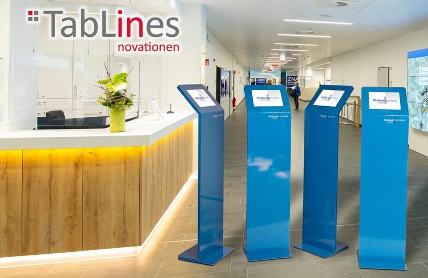TabLines TBS Design Tabletständer