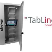 TabLines Tablet Ladeschrank für Dell Rugged
