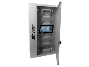 TabLines Tablet Ladeschrank für Dell Rugged, Anwendungsbeispiel