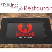 TabLines Restaurant Schutzgehäuse