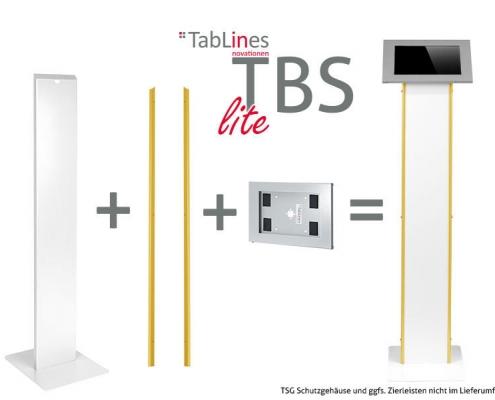 TabLines TBS Bodenständer lite
