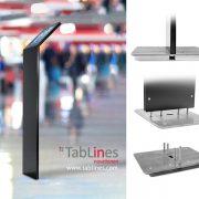 TBS Design iPad Ständer