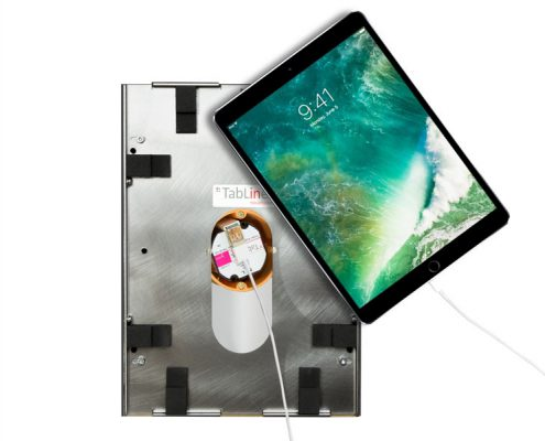TabLines TWE Tablet Wandeinbau Apple mit TNT001