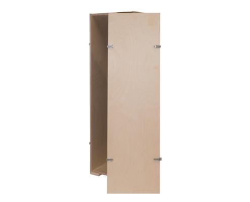 TabLines Transportcase aus Holz Deckel abnehmbar