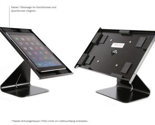 TabLines TTS Tablet / Monitor Tischständer neigbar