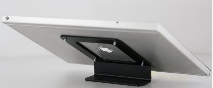 TabLines TTH001B Tablet Tischhalter
