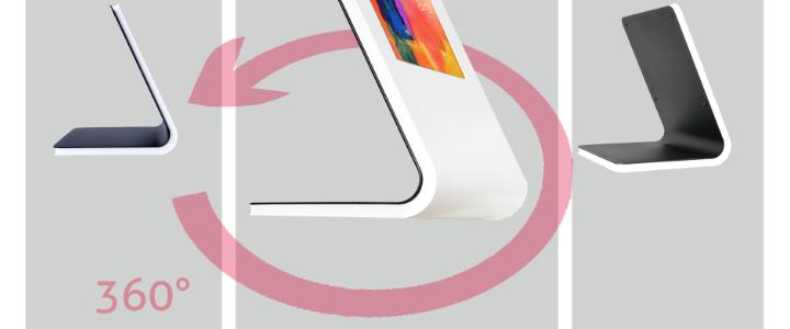 TabLines TTS Tablet Tischständer, drehbar