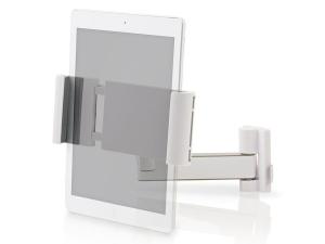 TabLines TWC002 Click Tablet Wandhalterung mit Schwenkarm