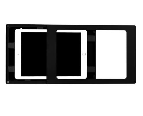 TabLines TWH Design Tablet Wand Halterung einfache Montage
