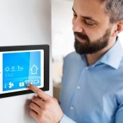 Tablet Halterung für Smart Home