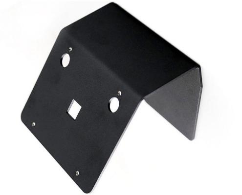 TabLines TWH002B Tablet Wandhalter, schwarz