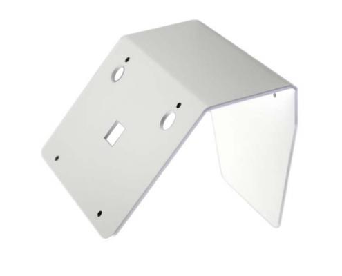 TabLines TWH002W Tablet Wandhalter, weiß