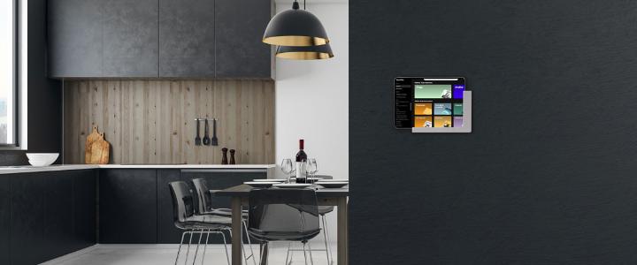 iPad Wandhalterung TabLines TWP