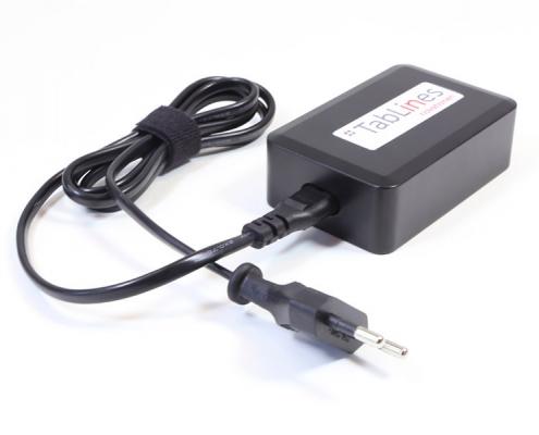 TabLines USB4 C 4Port USB Ladegerät mit 1 Meter Kabel