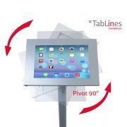 TBS Tablet Ständer mit Pivot-Funktion