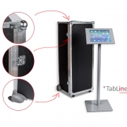 TabLines Transportcase für Tablet bBodenständer TBS003