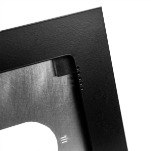 TabLines TWE Sonderanfertigung mit Lautsprecheröffnungen